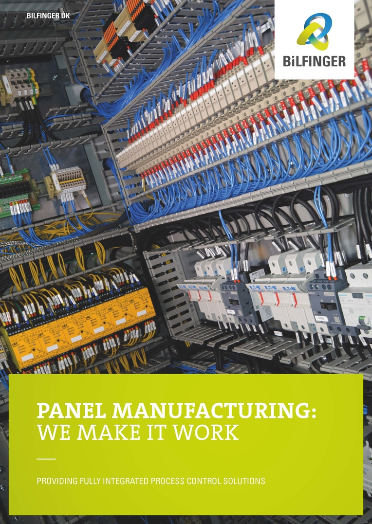 Panel Manufacturing Brochure